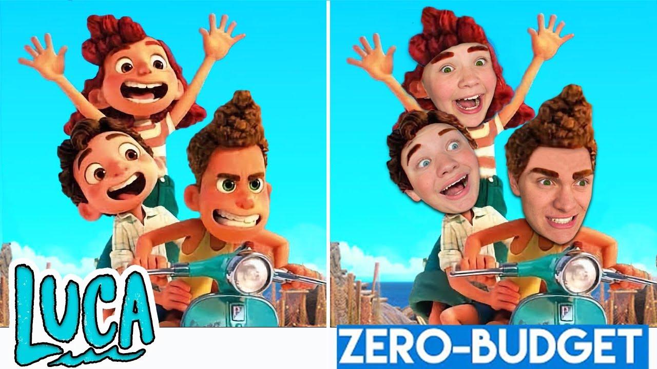 Download LUCA With ZERO BUDGET! Disney Luca MOVIE PARODY By KJAR Crew!