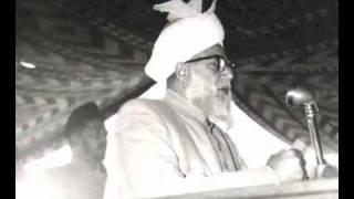 Iftatahi Khitab Jalsa Salana 1967