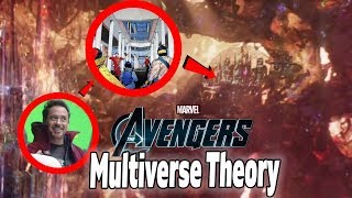 Avengers 4 Theory: Infinite Avengers + Quantum Realm = Shattered Multiverse