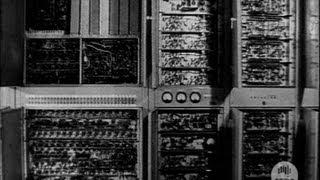 """The computer """"CSIRAC"""" (1965)"""