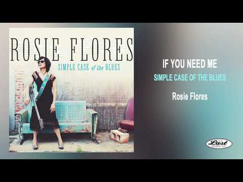 """Rosie Flores ~""""If You Need Me"""" ~ Simple Case of the Blues Mp3"""