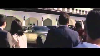 Аренда автомобиля Rolls-Royce Phantom с водителем в Новосибирске