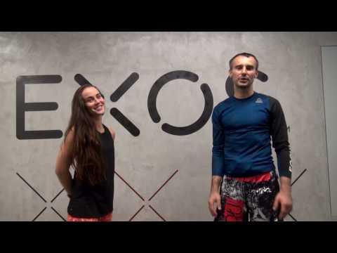 AlexKotTeam MMA в клубе TheBASEfitness Крылатские Холмы