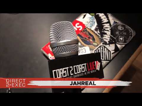 Jahreal Performs at Direct 2 Exec Los Angeles 12/5/17 - Atlantic Records