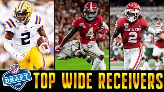 2020 Top Wide Receiver Prospects
