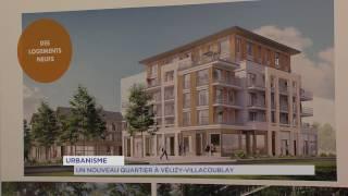 Urbanisme : un nouveau quartier à Vélizy-Villacoublay