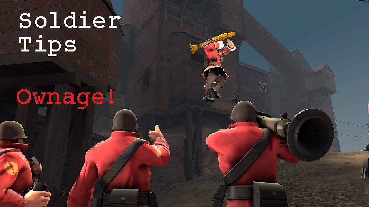 Soldier tips