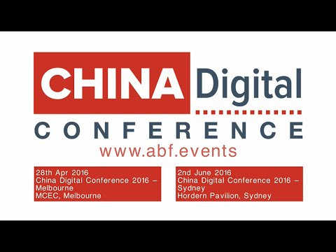 China Digital Conference Sydney