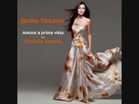 Simona Molinari ft. O. Vanoni - Amore A Prima Vista