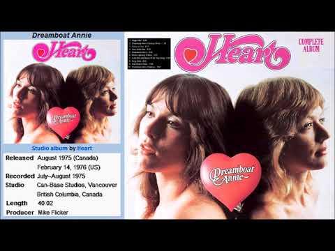 Heart - Dreamboat Annie (Complete Album)