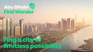 Abu Dhabi Find Wonder