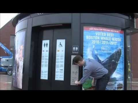 Flushing Out The Truth About Boston's Public Toilets