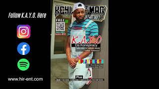 Keyz Exclusive Interview with K.A.Y.O. Da Konspiracy