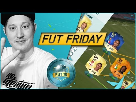 FUT Draft To Glory Ep8 - HAPPY BIRTHDAY YAYA TOURE!! FIFA 16 FUT Friday