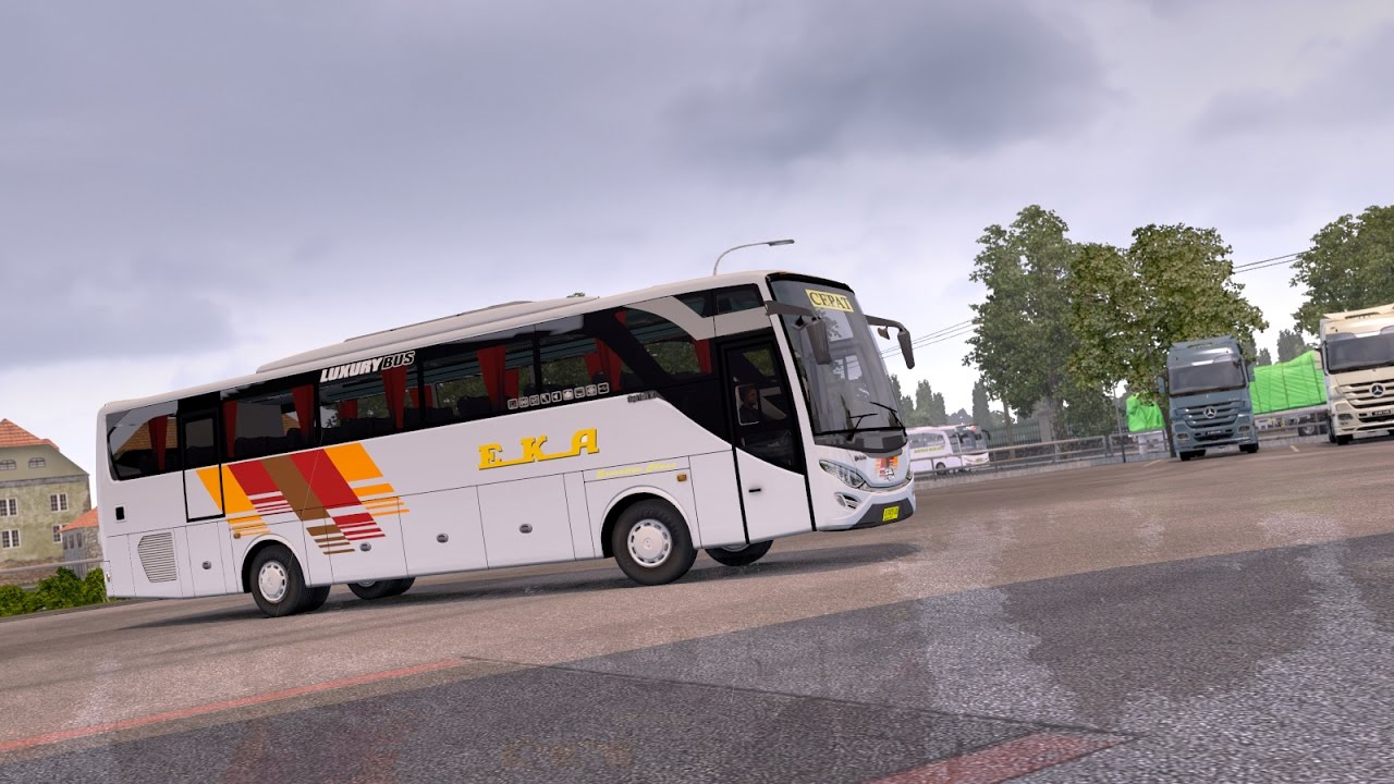 Image Result For Game Mod Bus Indonesiaa