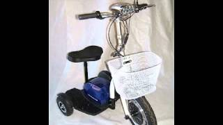 Epizontech: electric  scooters, tricycles and electric bicycles