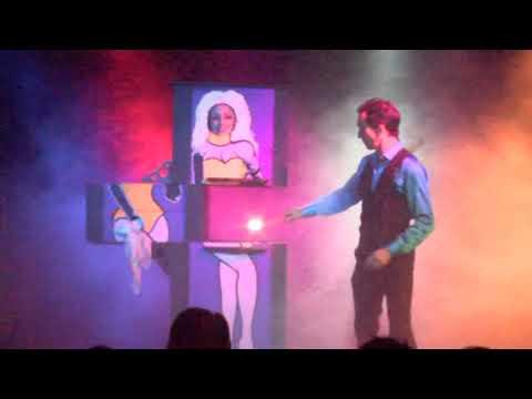 Auckland Magician & Illusionist, Andre Vegas corporate entertainer. thumbnail
