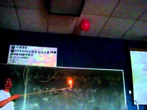 chem  quot;Zn HCl quot; reaction balloon pop video vietgiaitri com