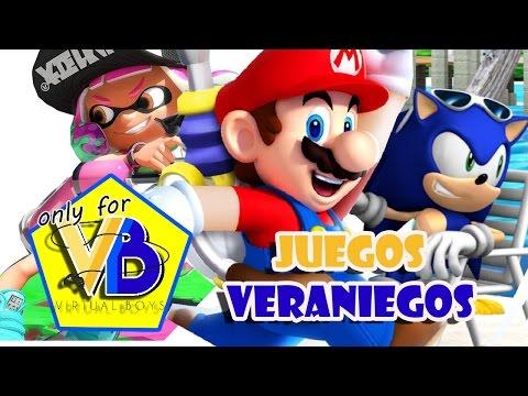 VIRTUAL  BOYS | PODCAST 1 | JUEGOS VERANIEGOS | PRESENTA CUCCOS