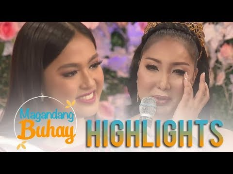 Magandang Buhay: Lars Pacheco and Khei get emotional while reading the letters from their families