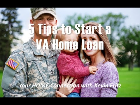 5 Steps to Start the VA Home Loan Process