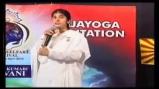 BK Shivani - Raja Yoga 2 - Source of Love - The Supreme Father Supreme Soul (Hindi)
