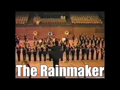 1985 TCHS Trojan Marching Band: The Rainmaker (in stereo--from Band-O-Rama 1985)