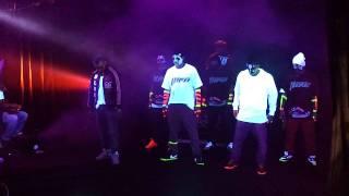Natáčení Technotronic Flow - Mad Skill feat. Rytmus a The Pastels