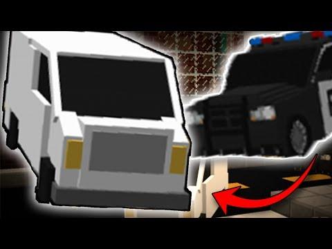 UTÍKÁM PŘED POLICIÍ! DOKÁŽU UNIKNOUT? - Minecraft Impossible Getaway!
