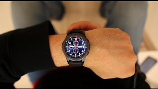 Samsung Gear S3 مراجعة الساعة الذكية