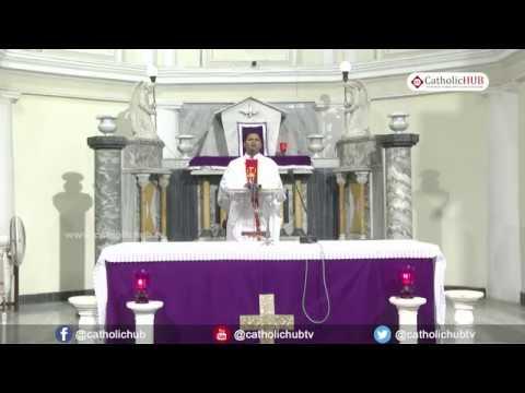 English Mass @ St Joseph's Cathedral, Gunfoundry, Hyd,INDIA 22 02 18