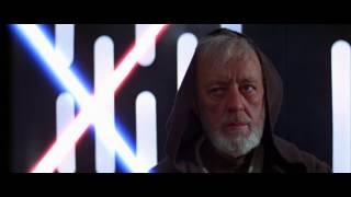 Звездные Войны: Эпизод IV Битва Дарта Вейдера с Оби-Ваном Кеноби (1080р)