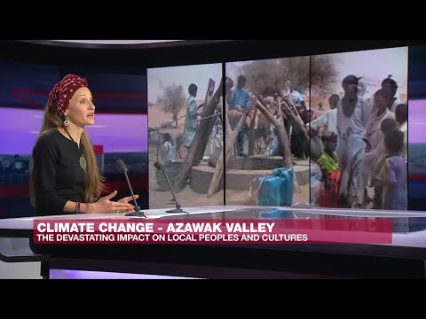 Niger-Mali: The devastating impact of climate change