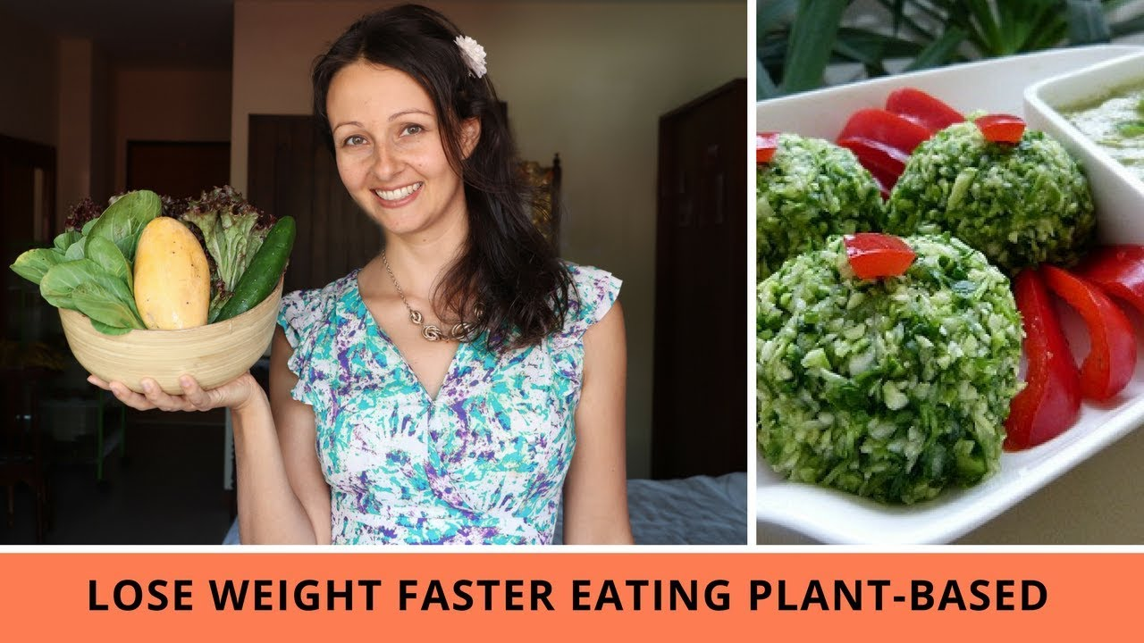 what to eat to lose weight fast vegetarian