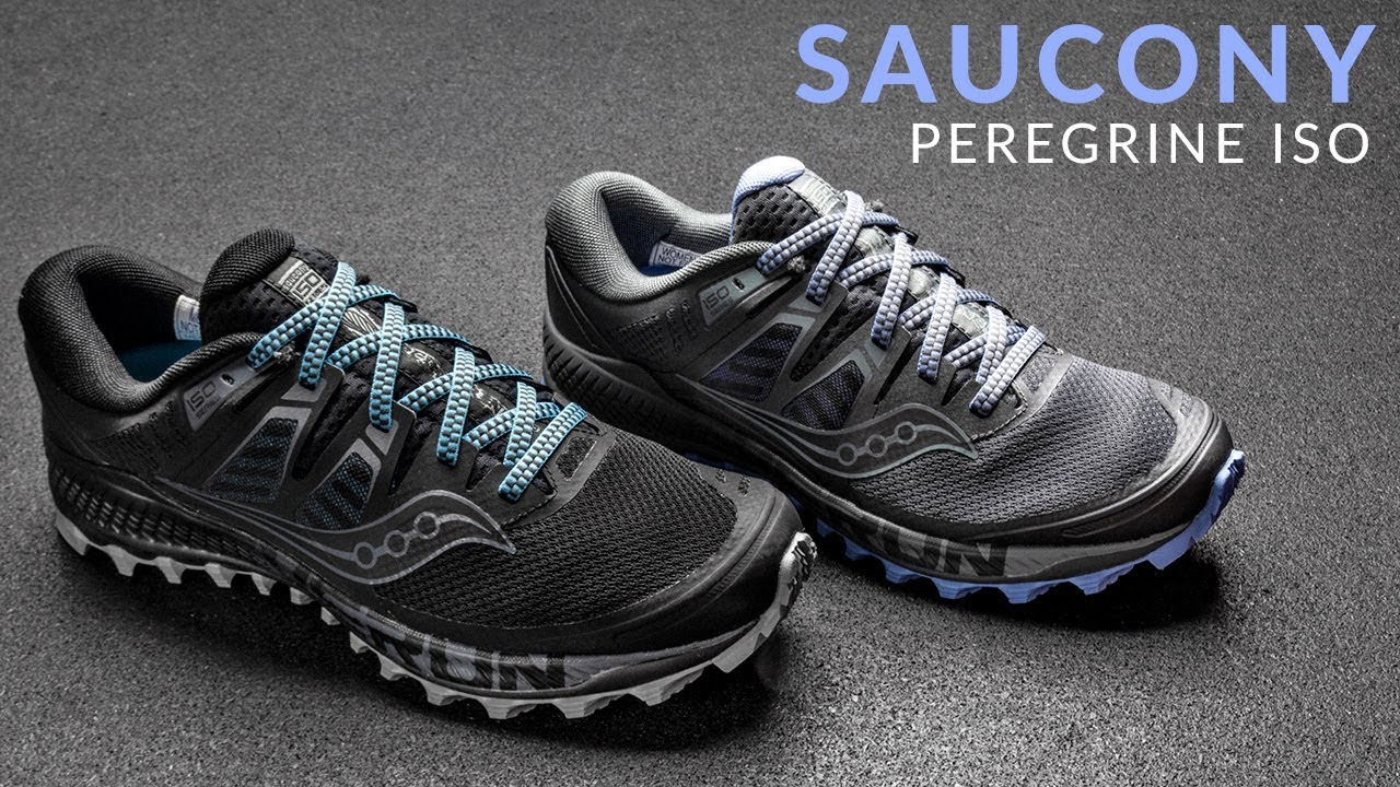 863fa78132a Saucony Peregrine ISO - Trail Running Shoe Review - YouTube
