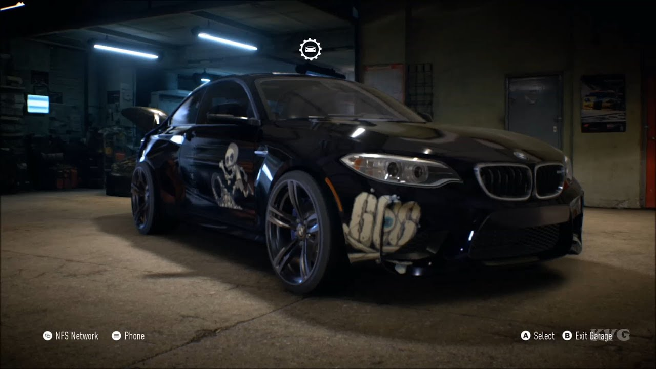 need for speed 2015 bmw m2 2016 customize car tuning. Black Bedroom Furniture Sets. Home Design Ideas