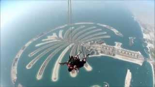 Skydive Dubai Palm Jumeirah DZ