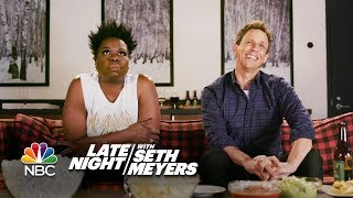 Game of Jones: Leslie Jones and Seth Return to Watch Game of Thrones
