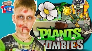 Игра про Зомби Растения против Зомби  Ч. 3 Игры Для Детей. брос шоу геймс 7+