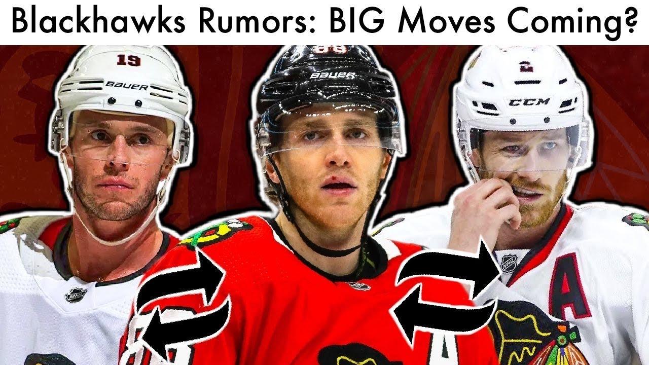 Download Blackhawks Trade Rumors: HUGE Trades Coming SOON? (Chicago Kane/Toews/Keith Rumours & Draft Talk)