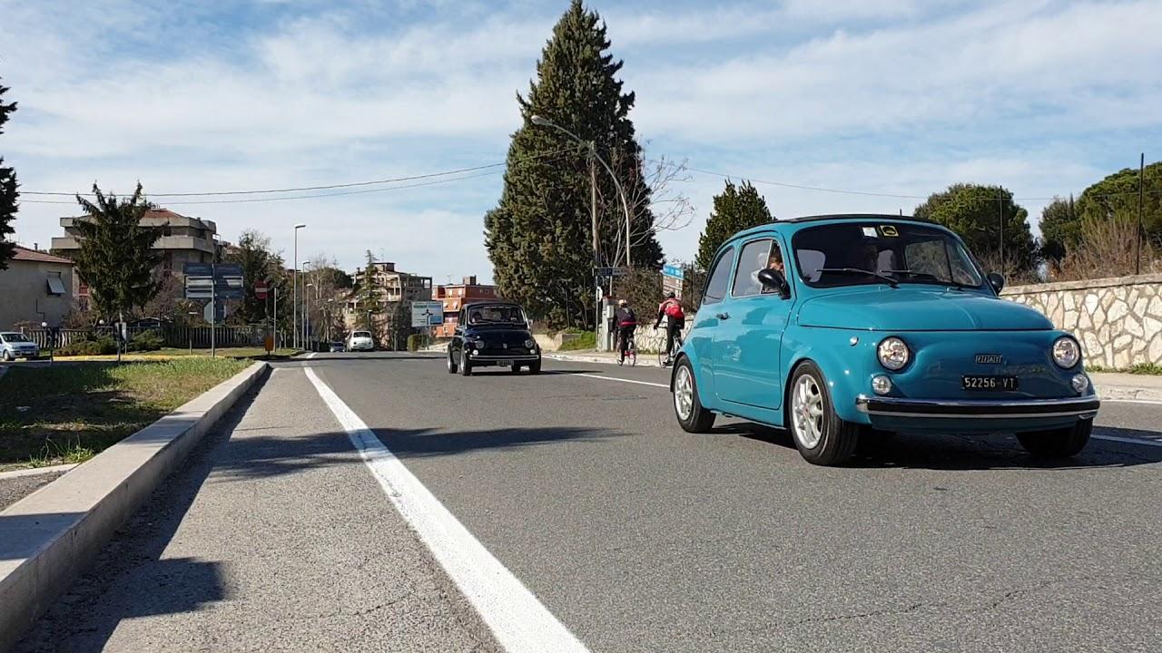 Calendario Raduni Fiat 500 2020.Foto E Video Del 22 Raduno San Valentino Per Fiat 500 E