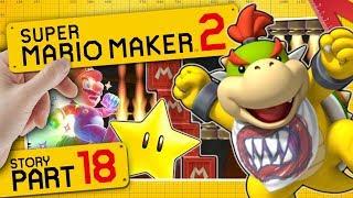 Schlossrenovierung, Windsprint & Baumeister-Mario 👷 SUPER MARIO MAKER 2 #18