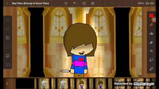 Bad Time Parody of Good Time Owl City UNDERTALE