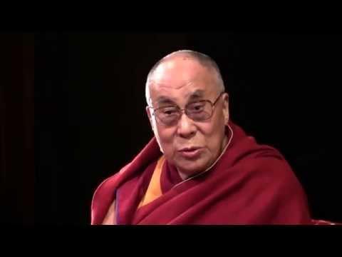 Dalai Lama thanks Action for Happiness