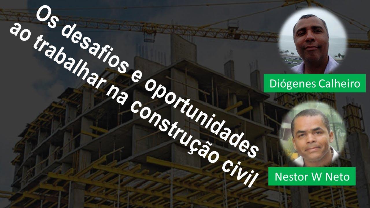Trabalho do Técnico de Segurança na construção civil: Desafios e oportunidades