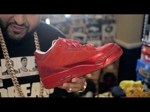 DJ Khaled Sneaker Collection - A Sneak Peek into DJ Khaled's Sneaker Room