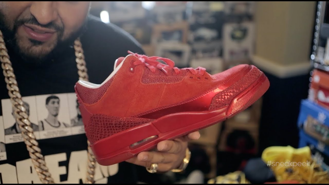 DJ Khaled Sneaker Collection - A Sneak Peek into DJ Khaled's ...