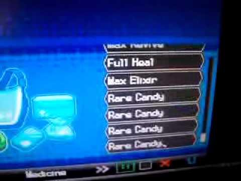 how to make cheat codes for pokemon white