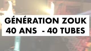 Yannick Cabrion - Génération Zouk au Palais des Sports du Gosier