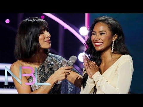 El empoderador mensaje de Brenda a Vanessa antes de abandonar definitivamente la competencia | NBL